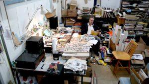 Studio visit 29 August