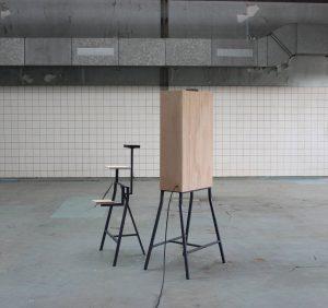 Atelierbesøg d. 30 august