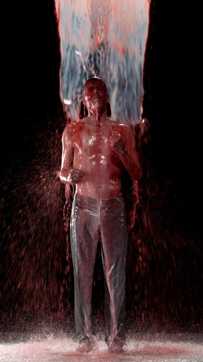 Bill Viola: Inverted Birth