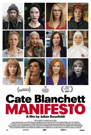 Manifesto – filmvisning