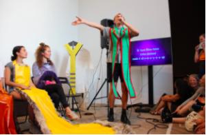 ArtBar – Hannah Anbert & Syvende og Sidst