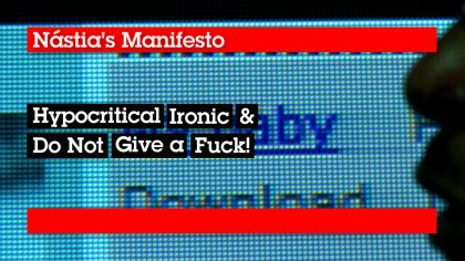 Nástia's Manifesto