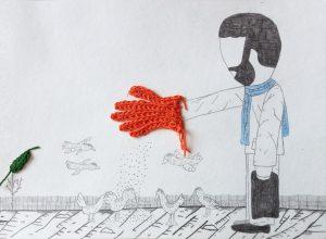 Fernisering: Mennesker og objekter
