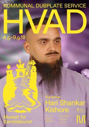 Hari Shankar Kishore: HVAD / Kommunal Dubplate Service