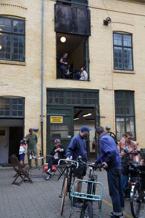 Open Studio hos Kunstnerhuset