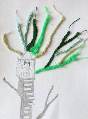Workshop: Kunstnerisk dialog mellem beboere, børn og kunstnere