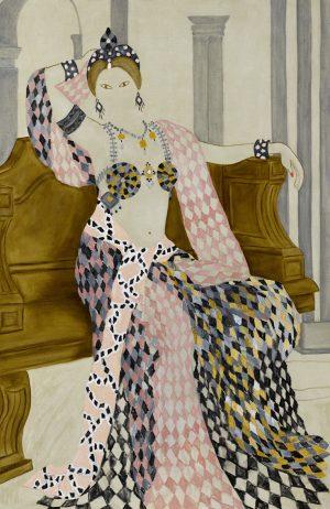 Artist Talk med Sophie Dupont og Ph.D. kunsthistoriker Charlotte Præstegaard Schwartz