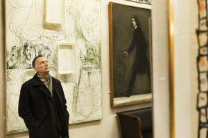 Bag kulissen – arbejdet med moderne kunst hos Bruun Rasmussen