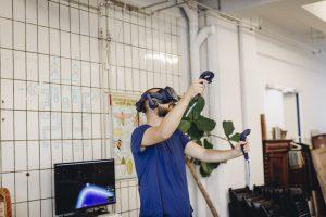 Virtual Reality i samtidskunsten