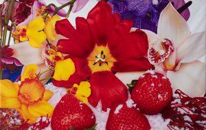 Blomsten i kunsten