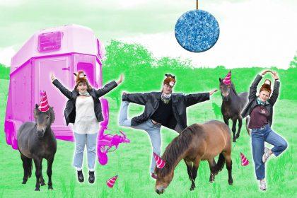 Art Bar: Pony Party