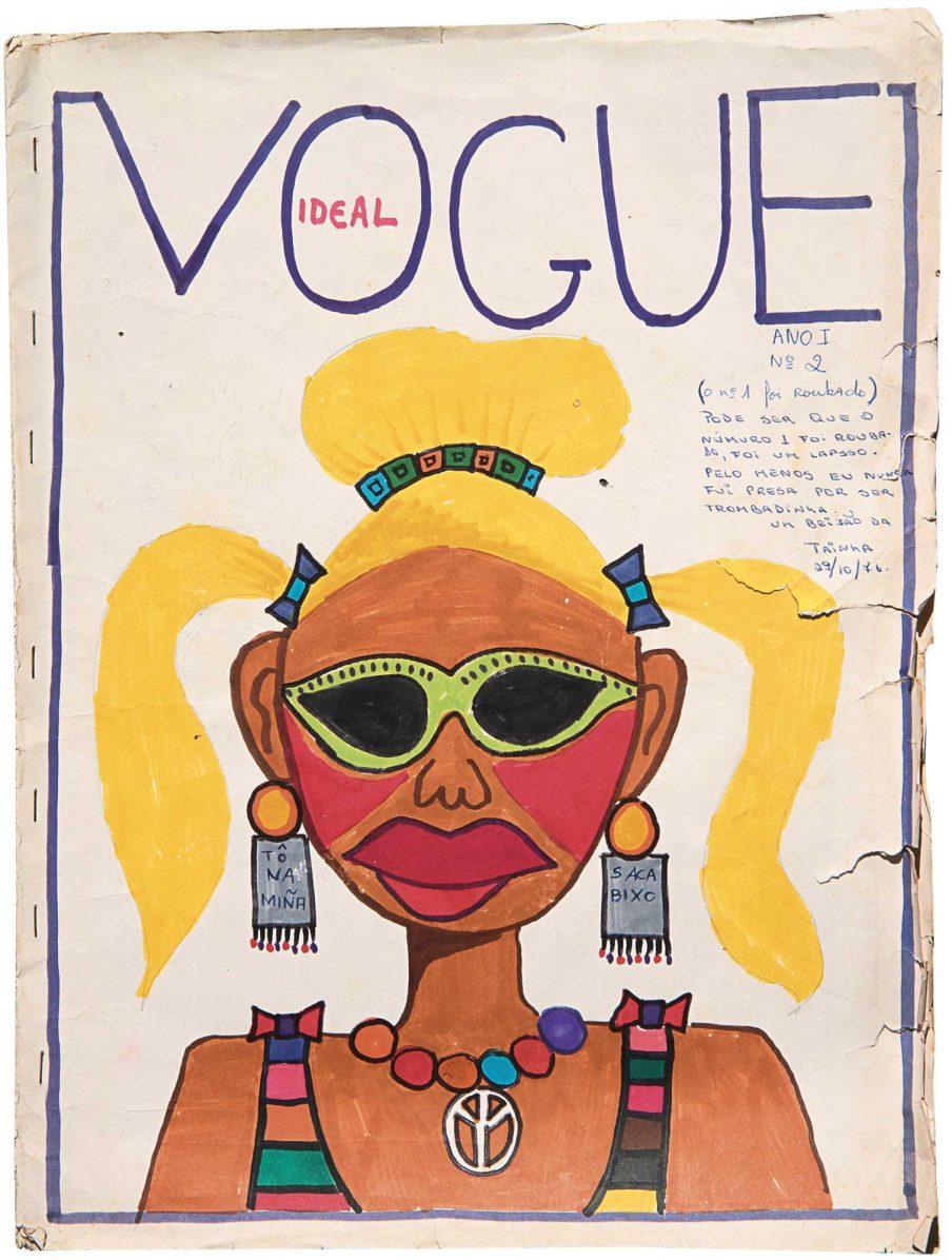 Omvisning: Leonilson – Drawn: 1975–1993