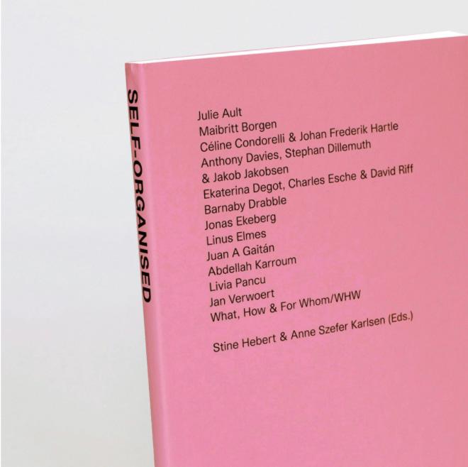 Art Talk: Selvorganisering