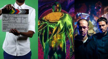 Masterclass: Nástio Mosquito, Den Sorte Skole & Dark Matters