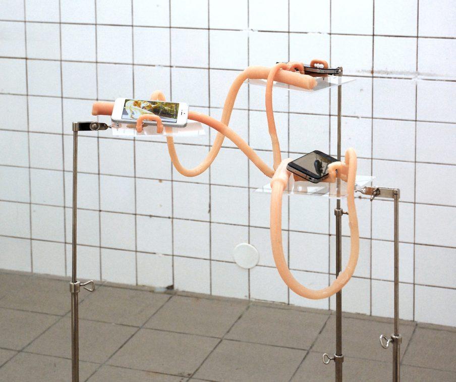 Experience the Nørrebro art scene by bike!