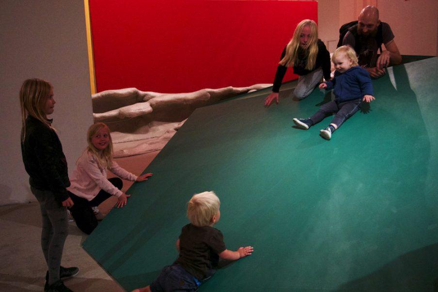 3 kunstoplevelser som (også) er for børn