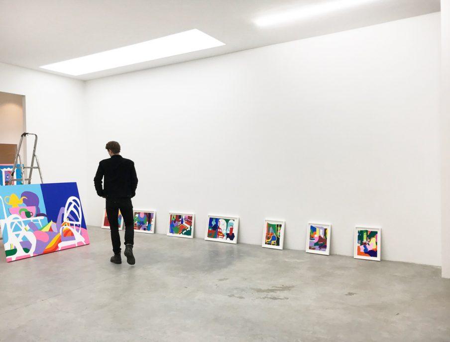 Galleriet i en brydningstid
