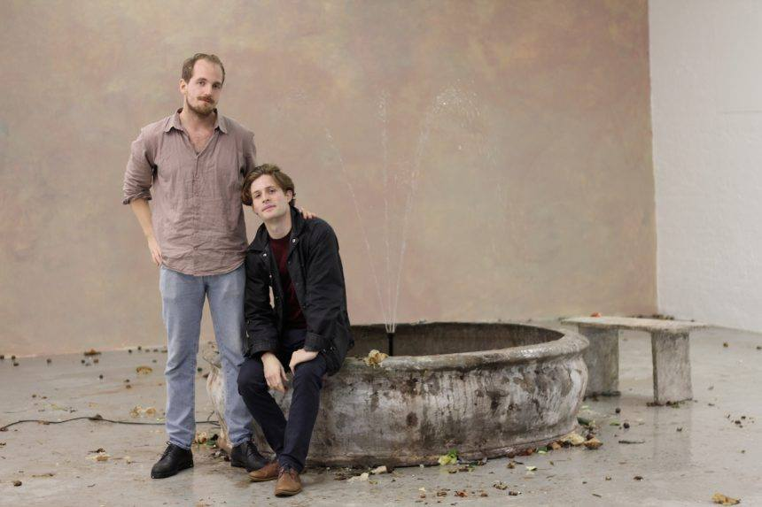 Remmen nominees Mathias & Mathias: Art could change society for the better