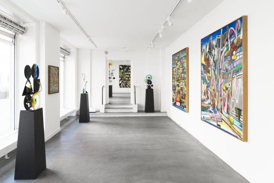 Hans Alf Gallery drives af kærlighed til kunst og hårdt, kreativt arbejde
