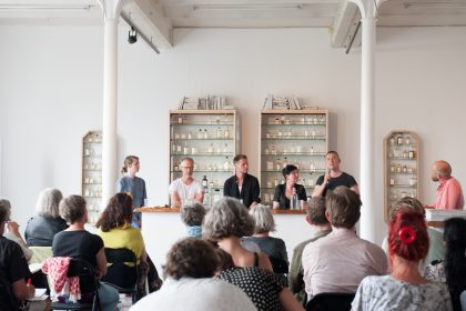CANCELLED: Seminar – Specialised Art Initiatives
