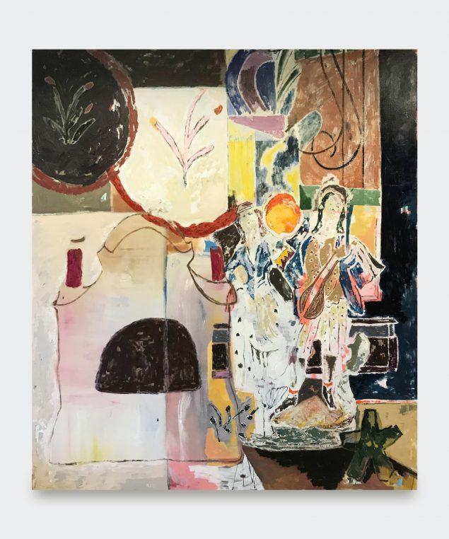 Jon Pilkington: <em>Untitled</em>, 2019. Foto: V1 Gallery
