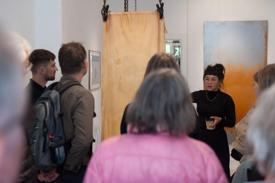 KVIT Galleri. Foto: Christian Brems