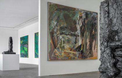 Galleri Bo Bjerggaard: Galleriet er som et puslespil