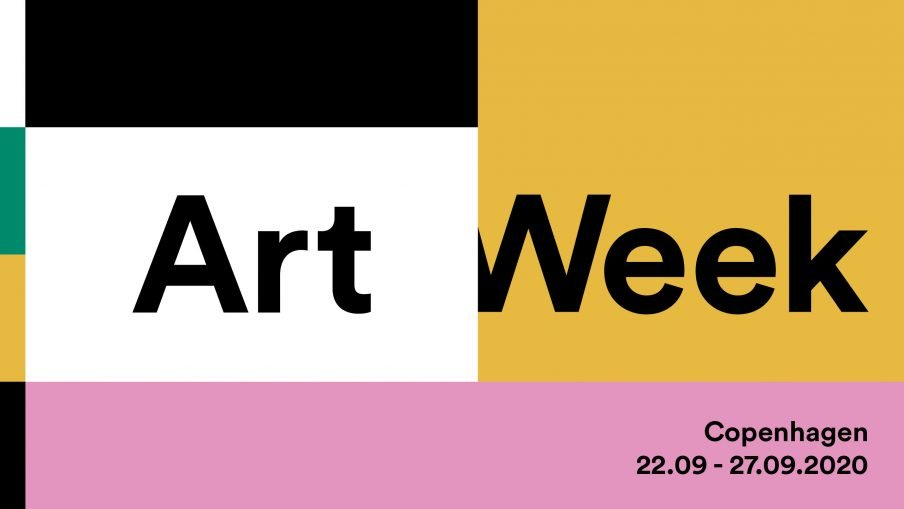 Art Week 2020 will be moved to September 22 – 27