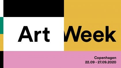 Art Week 2020 aflyst