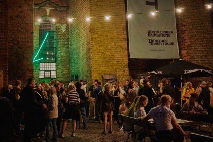 Nikolaj kunsthal som Art Weeks festivalcentrum