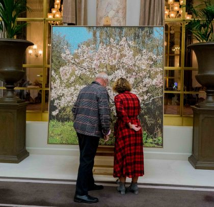 Ung kunstmaler vinder stor kunstpris