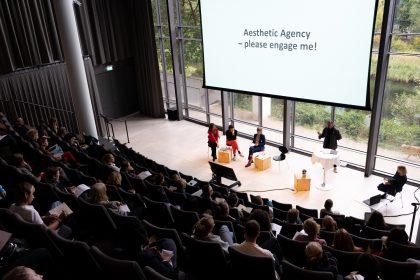 Årets seminar: Aesthetic Agency – Please engage me!