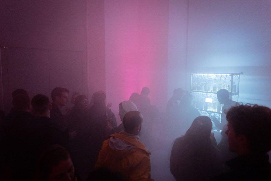Kunst, cocktails og masser af gæster til Art Bar Extravaganza
