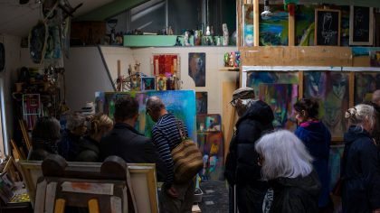 Art Tours over hele hovedstadsområdet